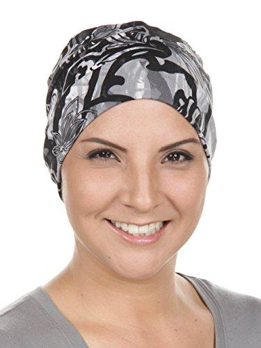 Womens Printed Turban Headwear Patients