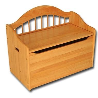 KidKraft Limited Edition Toy Box (Honey)