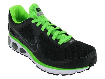 wholesale dealer cd318 41c72 Nike - Zapatillas para Hombre Air MAX turbulencia + 16 Negro: Amazon.es:  Zapatos y complementos