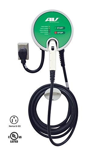 AeroVironment EV Charger: Plug-In, 25' cable, 32A, 7.7kW - SPECIAL PRICE PROMOTION! by AeroVironment (Image #1)