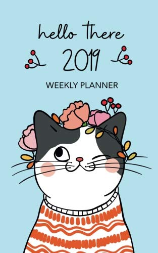 Hello There 2019 Weekly Planneer: 5