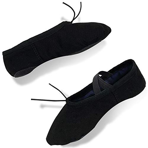 DIPUG Ballet Shoes for Girls/Women - Professional Canvas