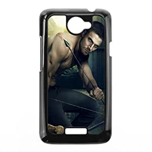 Custom Cover Case Fashion Green arrow Time For HTC One X SXSEE947155