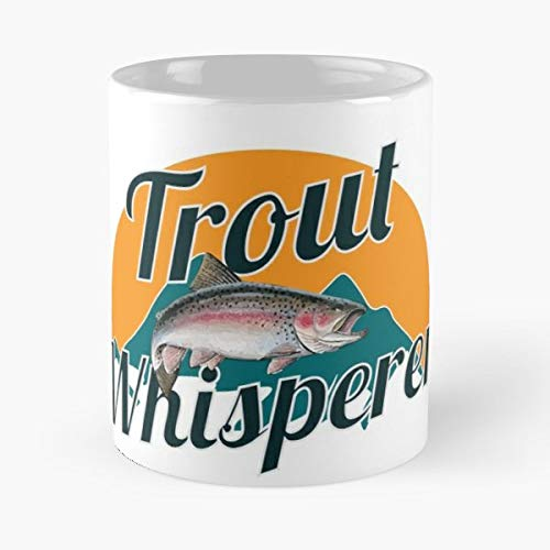 Fishing Trout Sea Fish Coffee Mugs The Best Gift For Holidays - 11 -