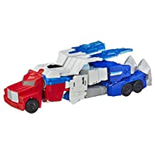 Transformers Robots in Disguise Power Surge Optimus Prime and Aerobolt English