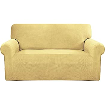 Amazon Com Easy Going Stretch Slipcovers Sofa Covers