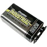 Energizer INDUSTRIAL 9V電池