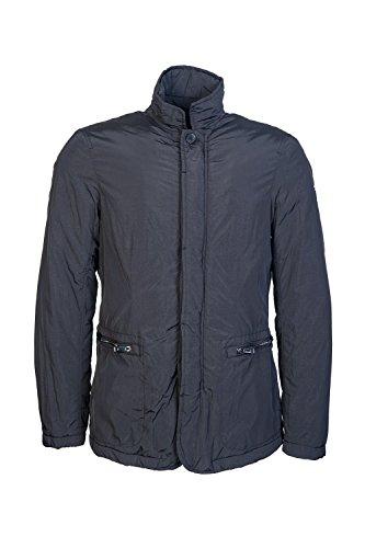 Armani Jeans 6X6G70 Blazer Cut Zip Black Jack…
