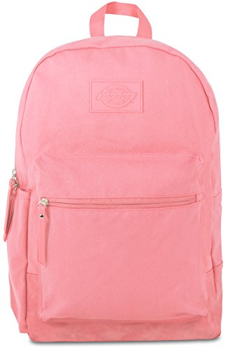 Dickies Bag (Dickies Colton Canvas Bag Backpack, Peach Bud, One Size)