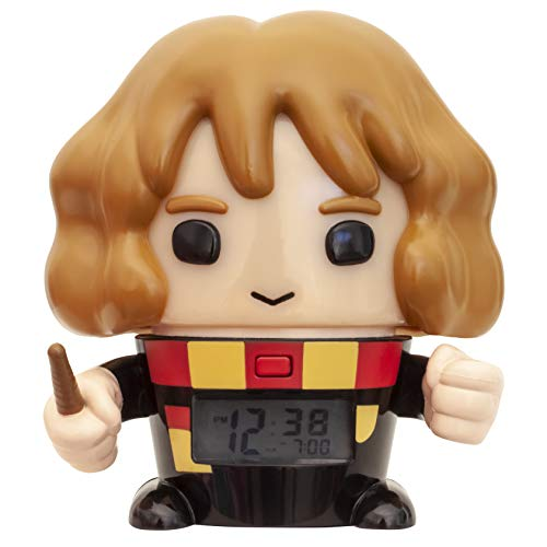 Harry Potter Clock - Bulb Botz Hermione Granger Alarm Clock Black