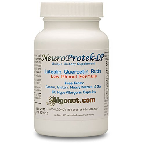 NeuroProtek LP - Low Phenol Formula - 1 Bottle Purchase, 60 soft gels