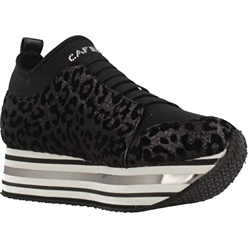 jdc901 2018 19 Cod Righe i Noir A Sneakers Donna Macrosuola Dc901 Cafe' nUwPvWnq