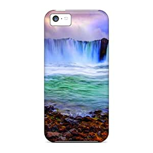 STWauAT2634ORzDt Falls Paradise Fashion Tpu 5c Case Cover For Iphone