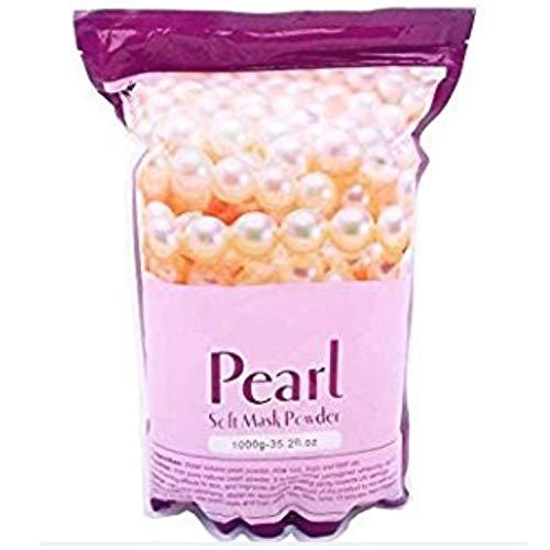 Huini Peel Off Whitening Tonic & Balance Skin Pearl Elastic Soft Mask Powder 35.2oz for All Type of Skin