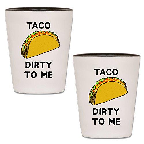 Tequila Shot Glass - Taco Tuesday and Cinco de Mayo Party Su