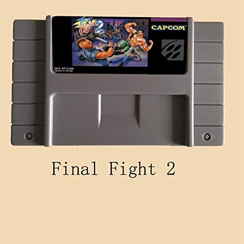 final fight 2 - 6