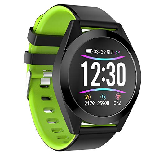 Nesee Sport Smart Watch for Men, Fitness Tracker, IP67 Waterproof Smartwatch with Heart Rate Activity Tracking Sleep Monitoring Waterproof Anti-Theft Long Battery Life ()