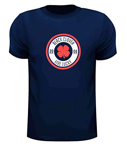 Black Clover Navy Founders T-Shirt (X-Large)