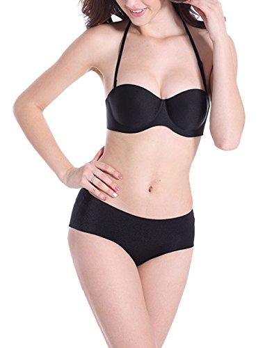 Reggiseno Femminile Comfort Modella Gazhferf Revolution Black Il Front chiudi Invisibile f0wqwd5