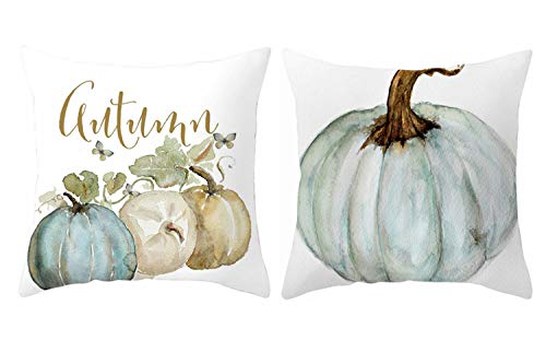 Foozoup Halloween Pumpkin Pillow Covers Happy Fall Yall