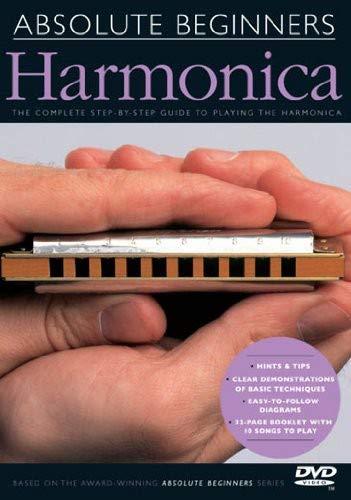 Absolute Beginners Harmonica ()