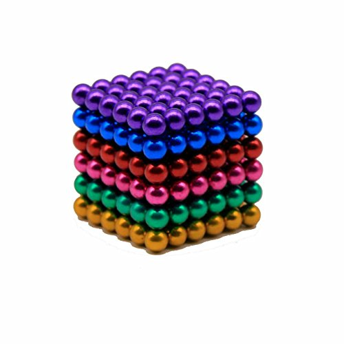 -[ 5mm Spherical Magnets For Decorative Purpose 216 Per Pack(Mixed Color)  ]-