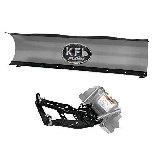New KFI 72' Pro-Series Snow Plow & Mount - 2016-2017 Polaris Ranger 570 Full-Size UTV Honda
