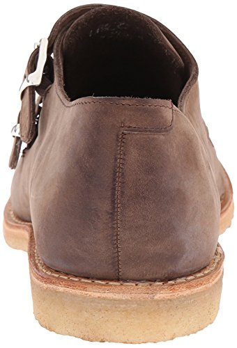 Allen Edmonds Mens Newberg Oxford Chocolade Nubuck