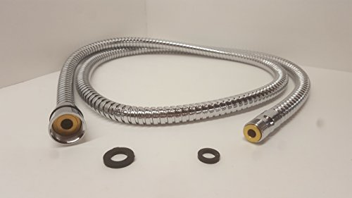 Pullout Spray Hose to fit/replace some Moen ,Kohler ,Jado ,American Standard ,and Franke products. by Fore-Kast Sales