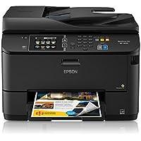 Epson - WorkForce 4630 Wireless All-in-One Inkjet Printer, Copy/Fax/Print/Scan C11CD10201 (DMi EA