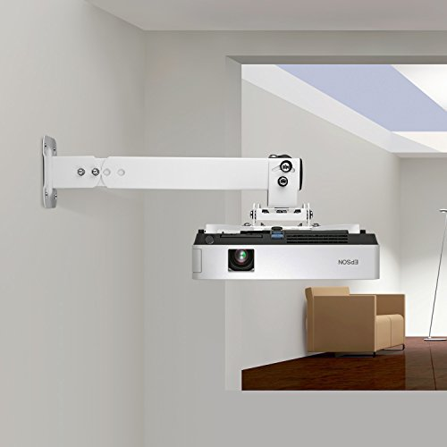 Simbr Universal Wall Or Ceiling Projector Mount For Lcd