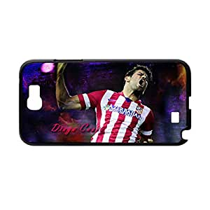 Generic For Samsung Galaxy N7100 Printed Diego Costa Shell Abs For Kid Individual