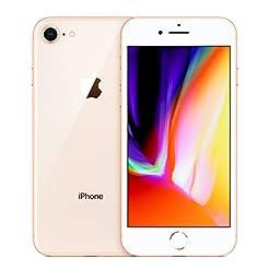 Apple iPhone 8, 64GB, Gold - Fully Unloc...