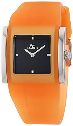 Lacoste Women's Quartz Watch 6350L 29 with Rubber Strap