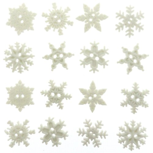 (Dress It Up 2892 Sew Through Snowflakes Embellishments)