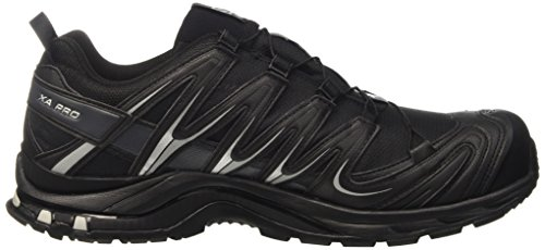 Salomon black Light Para Onix Mujer Negro Running Zapatillas Asphalt L36679600 De Trail 1w16r8