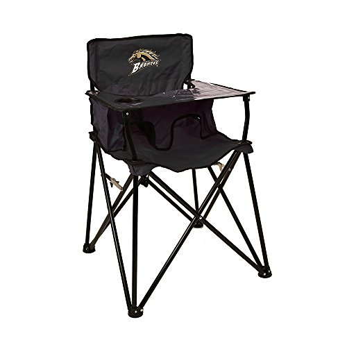 Rivalry Distributing RIV-RV434-1700 Western Michigan Broncos NCAA Ultimate Travel Child High Chair by Rivalry Distributing