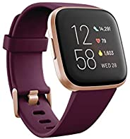 Fitbit Versa 2 Special Edition Health & Fitness Smartwatch with Heart Rate, Music, Alexa Built-in, Sleep &