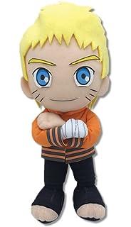 Great Eastern GE-52146 Naruto The Movie Boruto Stuffed Plush - Naruto