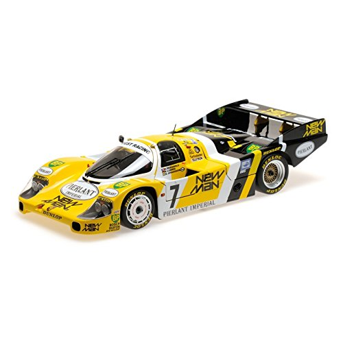 1/18 ポルシェ956 `NEWMAN` TEAM JOEST RACING PESCAROLO/LUDWIG ル・マン24h ウィナー 1984 180846907