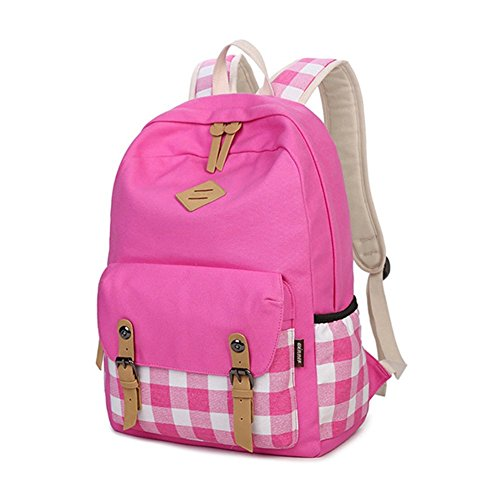 Schoolbag Students College Capacity Backpack