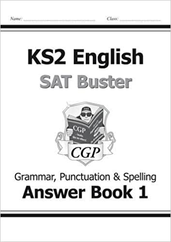 cgp grammar punctuation test answers