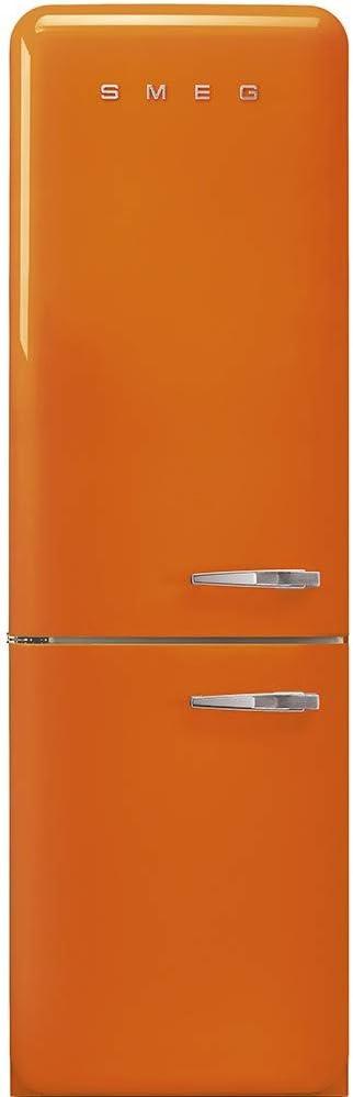 Smeg FAB32LOR3 nevera y congelador Independiente Naranja 331 L A ...