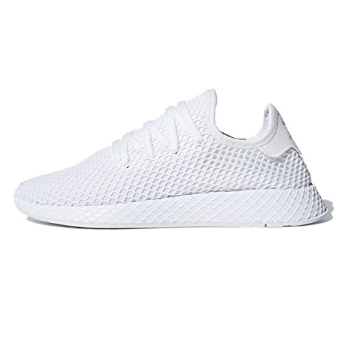 adidas Deerupt Runner Running White/Running White Shoes CQ2625 For Men (10)