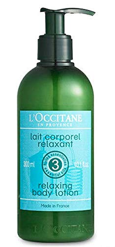 lait corps occitane
