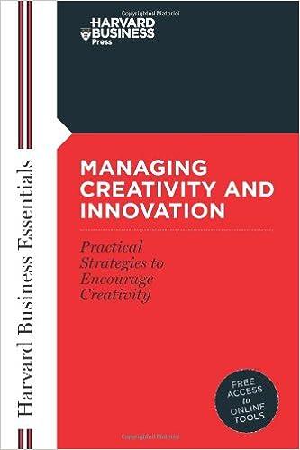 managing creativity and innovation harvard business essentials pdf