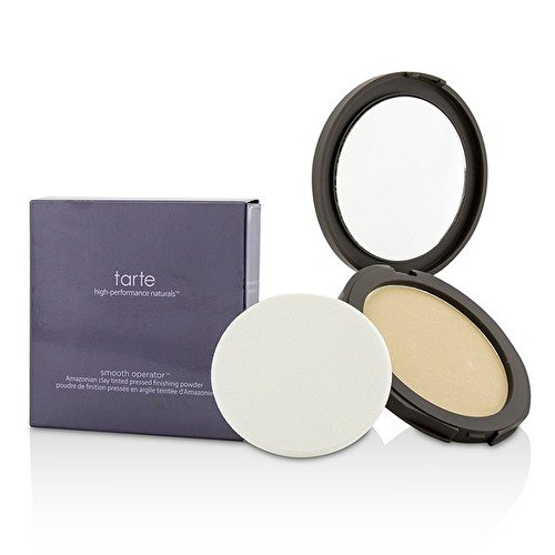 r Amazonian Clay Tinted Pressed Finishing Powder, Fair, 0.39 Ounce ()