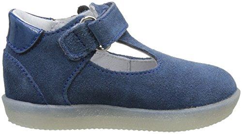 Naturino Falcotto 1539 - Zapatos de primeros pasos Bebé-Niños azul (Bluette)