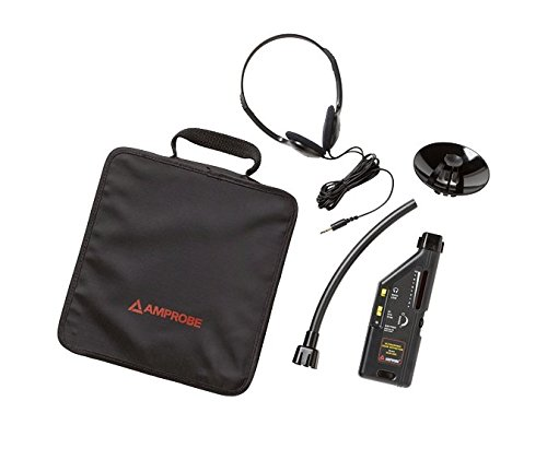 Amprobe ULD-300 Ultrasonic Leak Detector (Best Water Leak Detection Equipment)