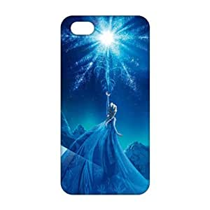 Evil-Store Frozen magical girl 3D Phone Case for iPhone 5s